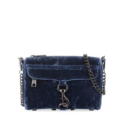 Mini MAC Velvet Crossbody Bag