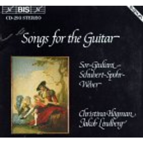 Songs for the Guitar: Original Romantic Songs for Soprano & Guitar