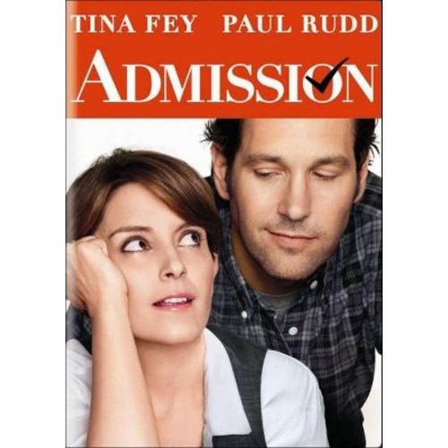 Admission DVD