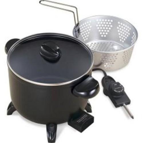 Presto 6Quart Kitchen Kettle MultiCooker/Steamer