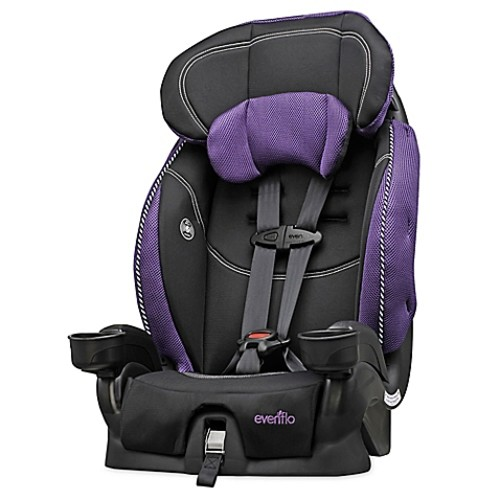 Evenflo Chase LX Harnessed Booster Seat in Jasmine