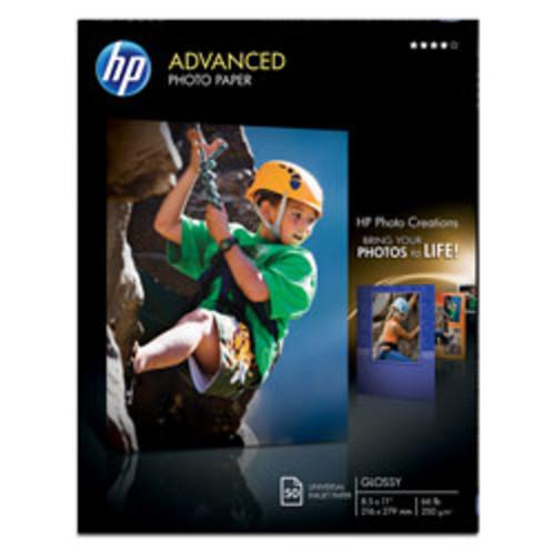 HP Advance Glossy Photo Paper 50 sheets