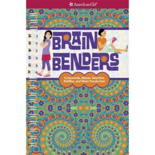 Brain Benders : Crosswords, Mazes, Searches, Riddles, and More Puzzle Fun!