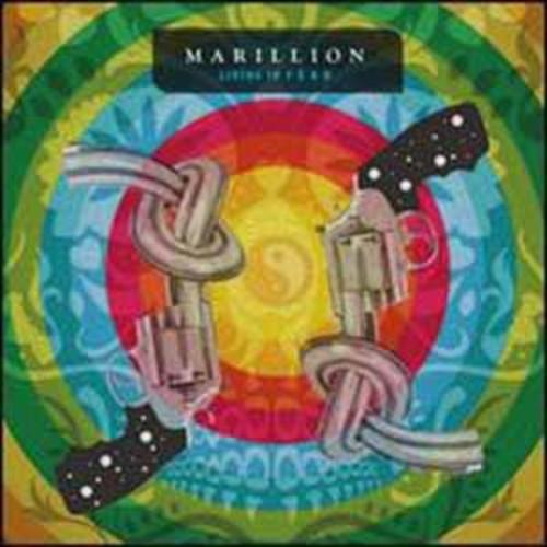 Marillion - Living In F E A R [Audio CD]