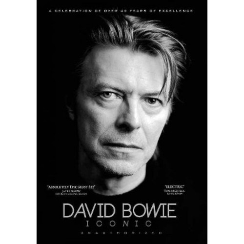 David Bowie Iconic [DVD]