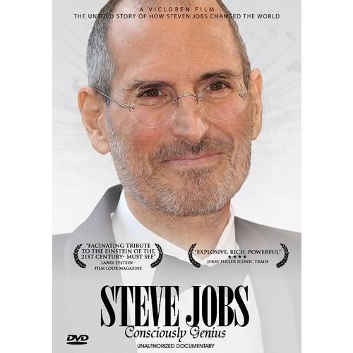 Steve Jobs: Consciously Genius - Unauthorized Documentary [DVD] [2012]