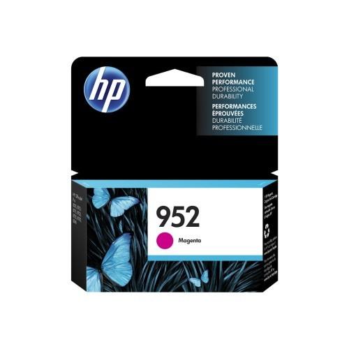 HP Inc. 952 - Magenta - original - blister - ink cartridge - for Officejet Pro 7720, 7730, 7740, 8210, 8710, 8715, 8720, 8725, 8728, 8730, 8740, 8745 (L0S52AN#140)