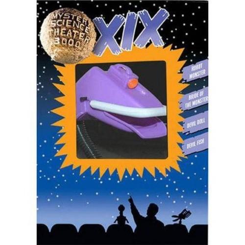Mystery Science Theater 3000: Vol. XIX [DVD]