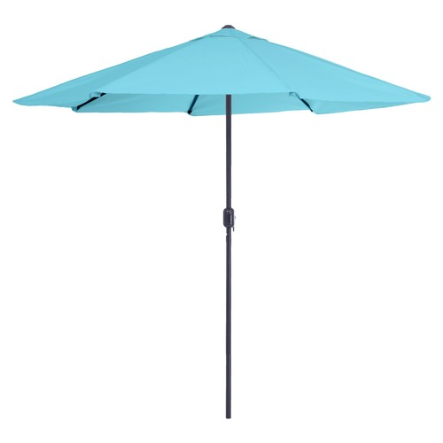 Pure Garden 10' Aluminum Patio Umbrella