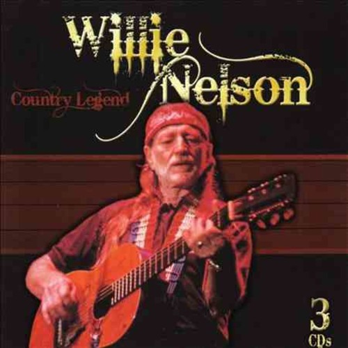 Willie Nelson - Country Legend