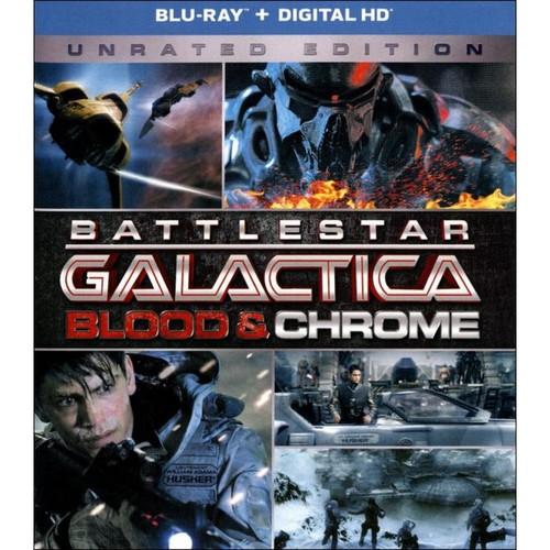 Battlestar Galactica: Blood & Chrome [Includes Digital Copy] [UltraViolet] [Blu-ray] [2013]
