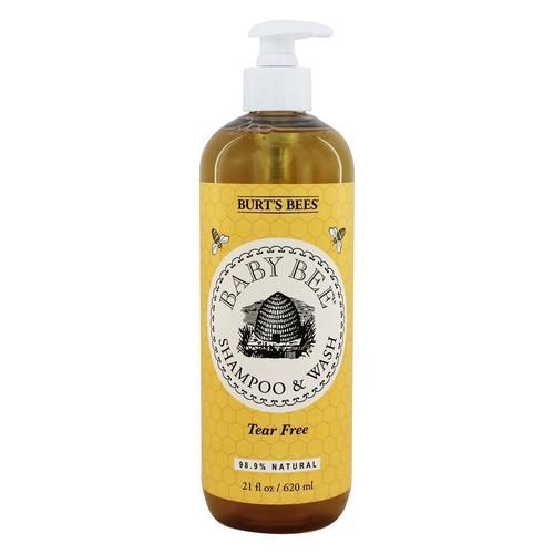 Burt's Bees - Baby Bee Shampoo & Wash Tear Free Original - 21 fl. oz.