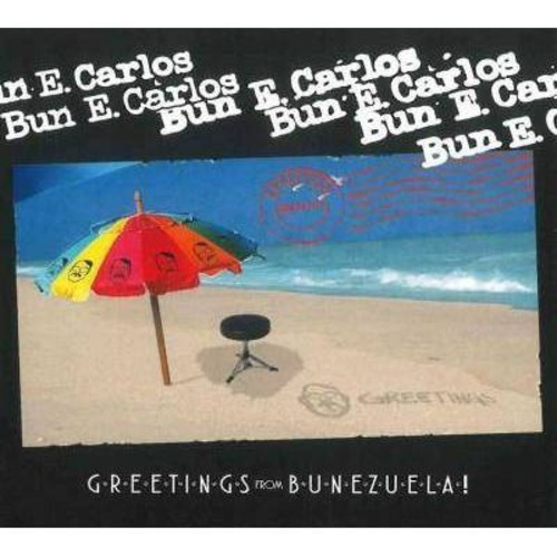 Greetings From Bunezuela! [CD]