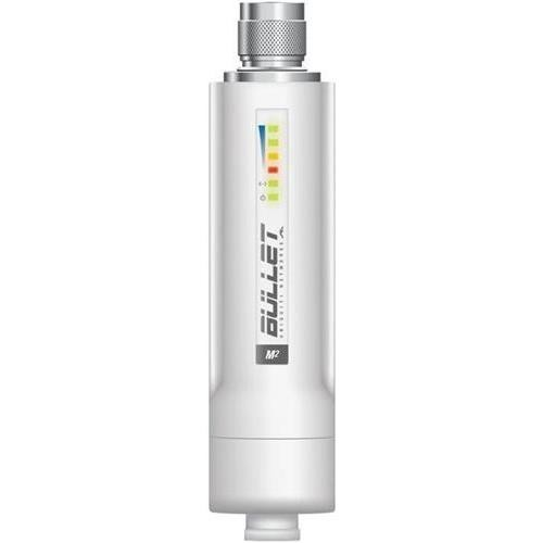 Ubiquiti - Bullet IEEE 802.11n 100 Mbps Wireless Bridge - ISM Band