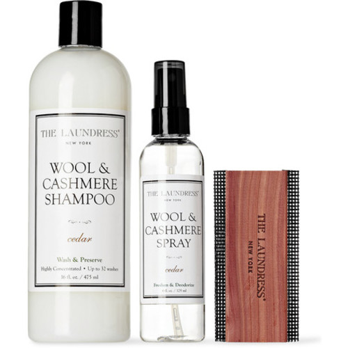 The Laundress - Wool & Cashmere Care Set