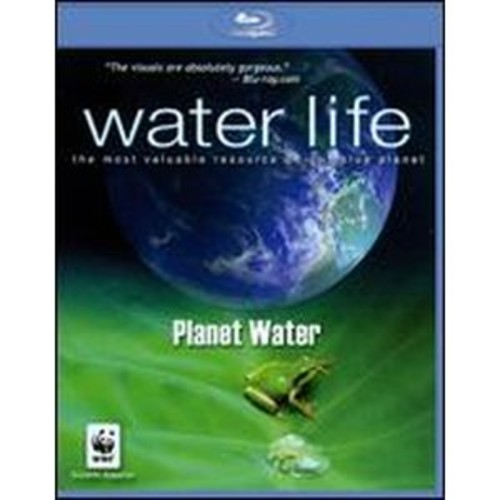 Water Life: Planet Water [2 Discs] [Includes Digital Copy] [Blu-ray/DVD] WSE DD2