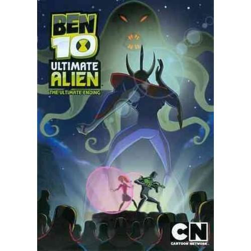Ben 10 Ultimate Alien: Ultimate Ending (DVD) [Ben 10 Ultimate Alien: Ultimate Ending DVD]