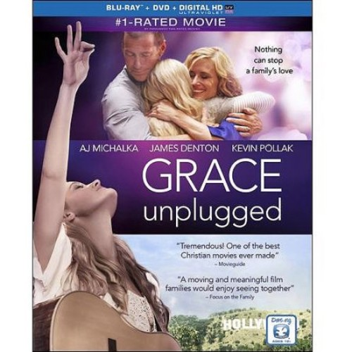 Grace Unplugged [2 Discs] [Includes Digital Copy] [UltraViolet] [Blu-ray/DVD] [2013]