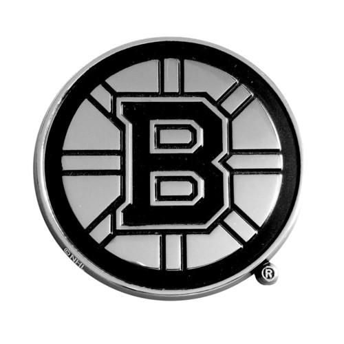 Boston Bruins Auto Emblem
