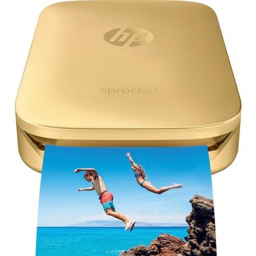 HP - Sprocket Photo Printer - G
