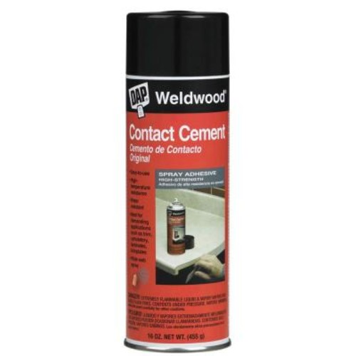 DAP Weldwood 16 oz. Contact Cement Spray