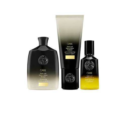 Oribe Gold Lust Collection in