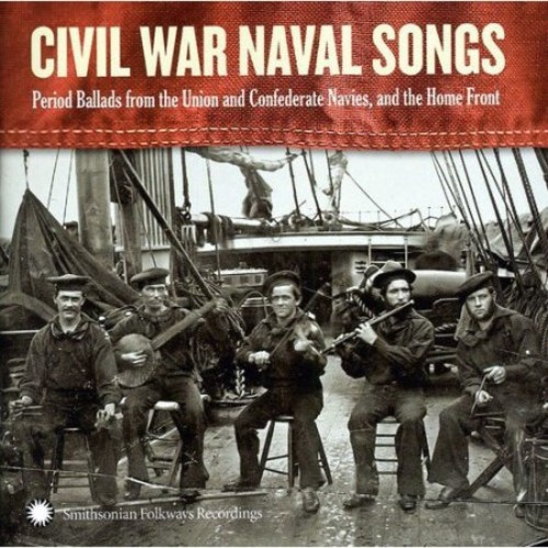 Civil War Navy Songs [CD]
