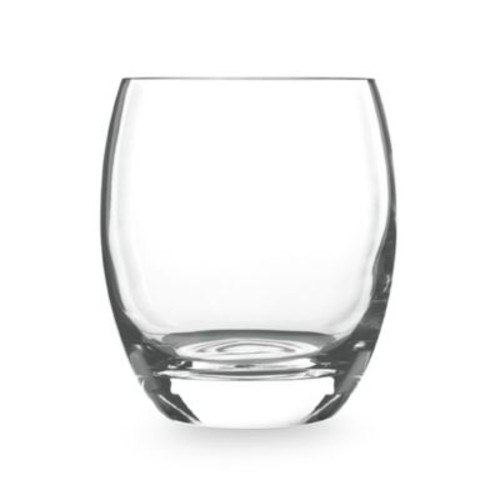 Luigi Bormioli Crescendo SON.hyx Double Old Fashioned Glasses (Set of 4)