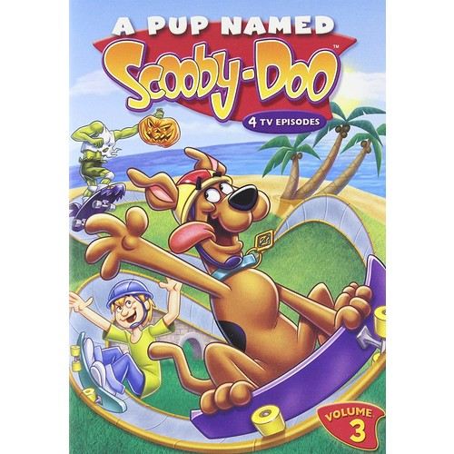 A Pup Named Scooby-Doo, Vol. 3