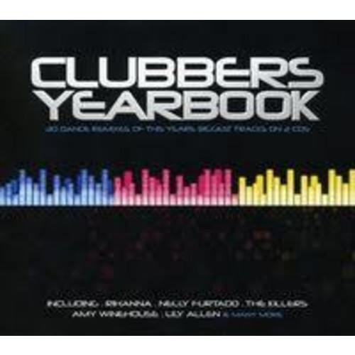 Clubbers Yearbook [Audio CD]