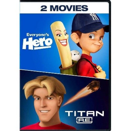 Everyone's Hero/Titan Ae (DVD)