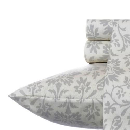 Laura Ashley Jayden Flannel Sheet Set - Green