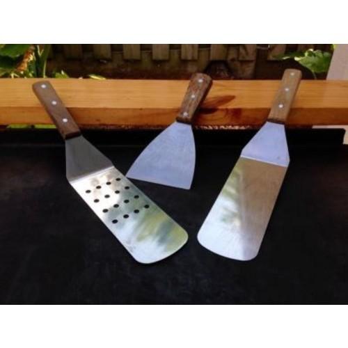 Backyard Hibachi 3 Piece Cooking Utensil Set