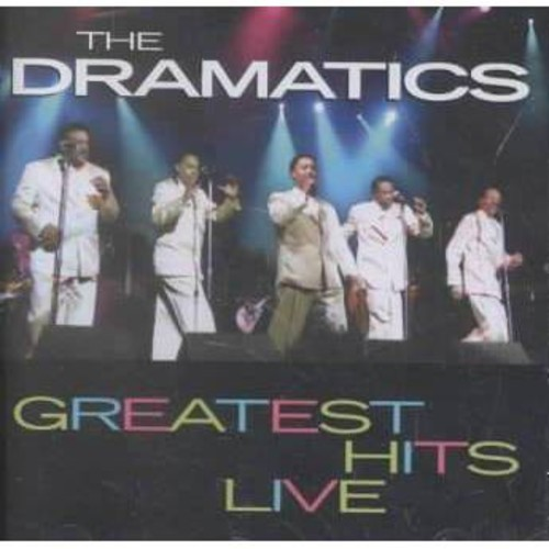 Dramatics - Greatest hits live (CD)