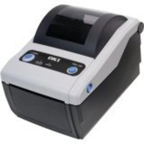 Okidata LD610 Direct Thermal Printer - Monochrome - Desktop - Label Print 62307203