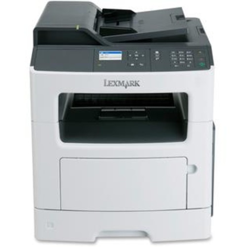 Lexmark MX310DN Laser Multifunction Monochrome Printer with Duplex Print
