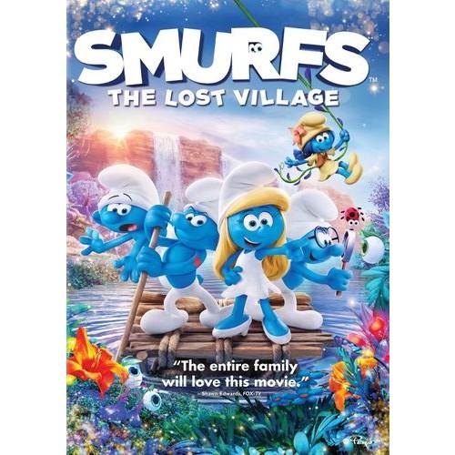 Smurfs: The Lost Village [DVD] [2017]