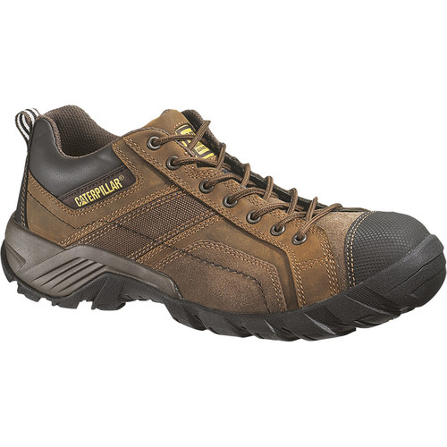 Caterpillar Ergo Safety Toe Work Shoes  Size 9 1/2 Wide, Model# P89957