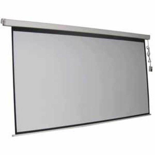 Inland 160 Electric Projection Screen