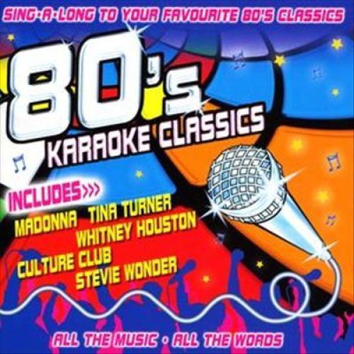 80's Karaoke Classics [CD]