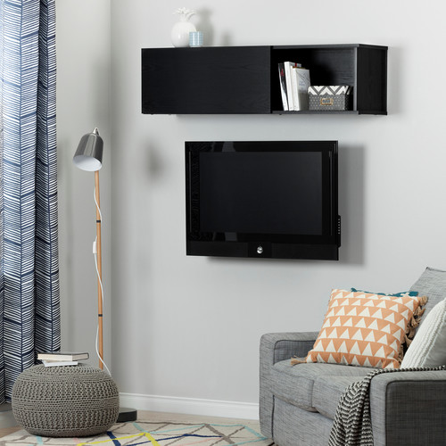 South Shore City Life Wall Mounted Storage Unit
