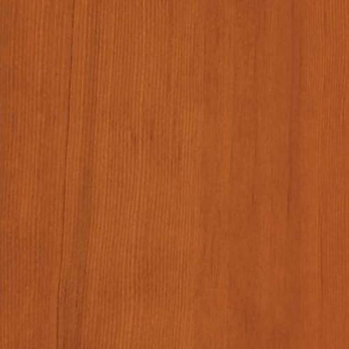 Clopay 4 in. x 3 in. Wood Garage Door Sample in Fir with Cedar 077 Stain