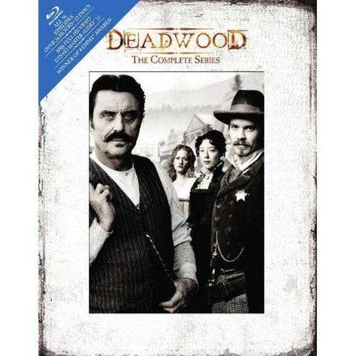Deadwood:Complete series (Blu-ray)