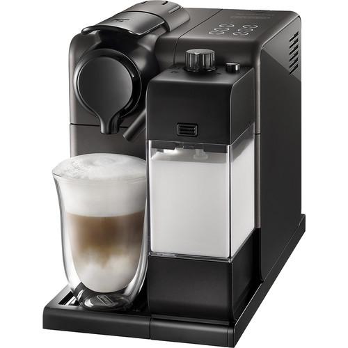 DeLonghi - Nespresso Lattissima Touch Espresso Maker - Black