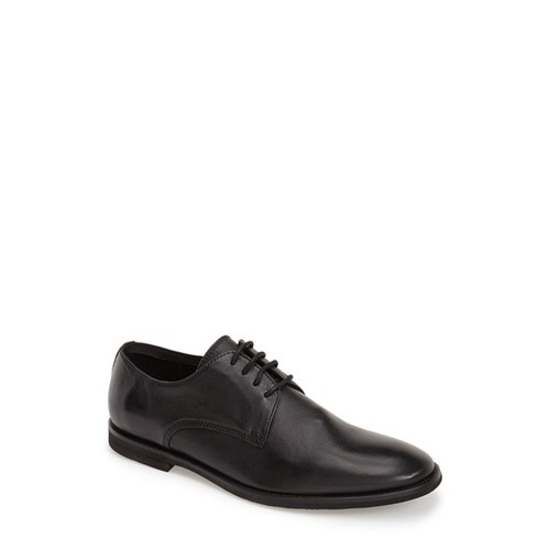Leather Oxford (Men)