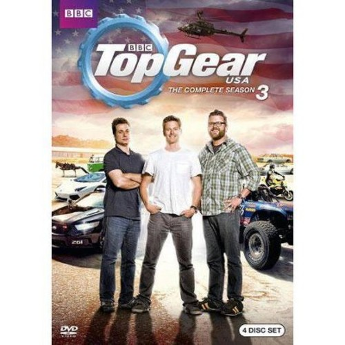 Top gear:Complete third season (DVD)