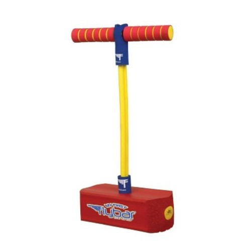 My First Flybar Foam Pogo Jumper For Kids Fun and Safe Pogo Stick For Toddlers, Durable Foam and Bungee Jumper For Ages 3 and up, Supports up To 250lbs