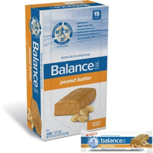Balance Bars, 15 Bars/Box
