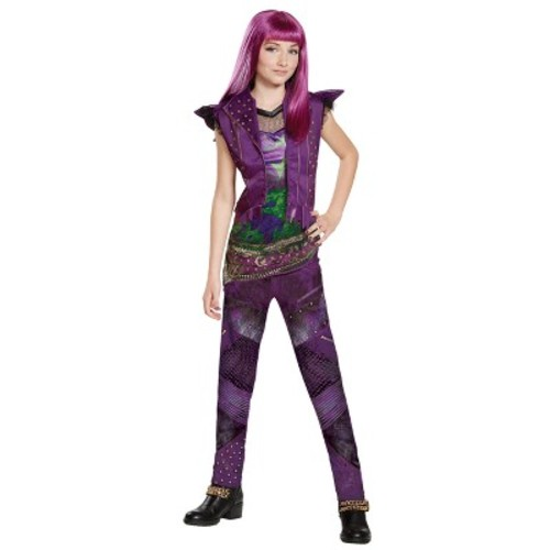 Disney Descendants Mal Classic Isle Girls' Costume