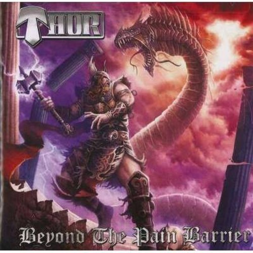 Thor - Beyond The Pain Barrier (CD)